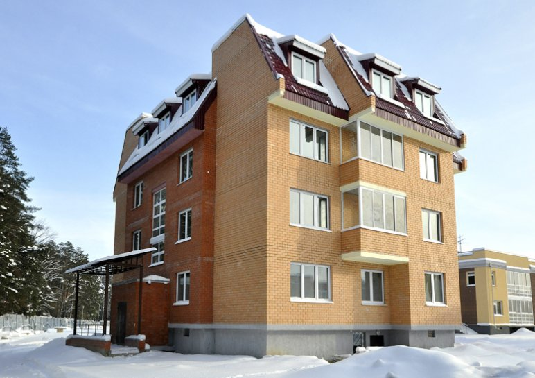 Дом квартирного типа в московской области