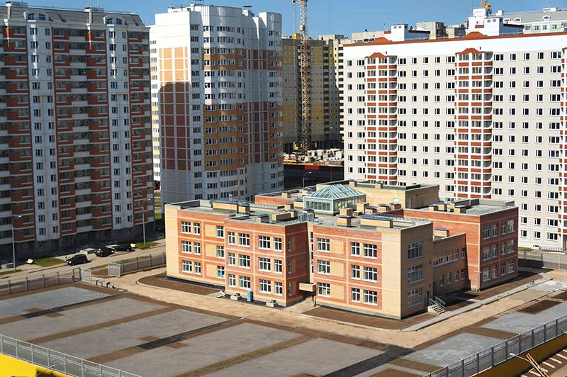 Новостройки мос области